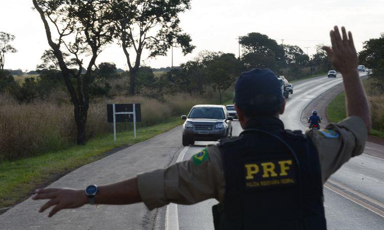 Polícia Rodoviária Federal iniciou hoje a Operação Eleições
