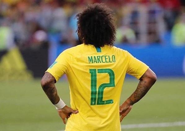 Marcelo foi diagnosticado com uma lesão na panturrilha direita na última sexta-feira (28).