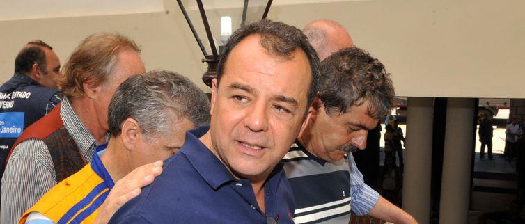 Sérgio Cabral: punido por ter sido flagrado com dinheiro acima do permitido dentro da cela
