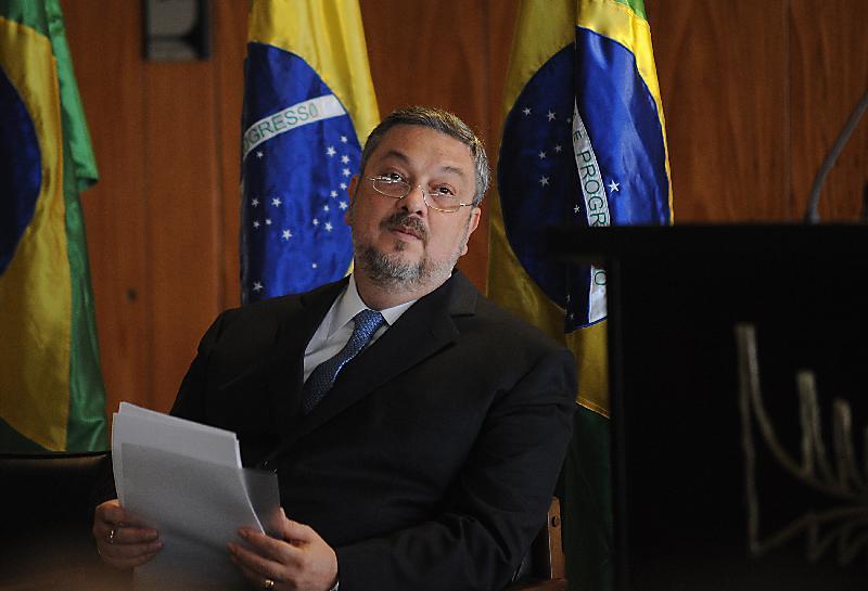 Palocci depôs como testemunha de acusação, arrolado pelo MPF (Ministério Público Federal) em Brasília, em ação penal contra Lula