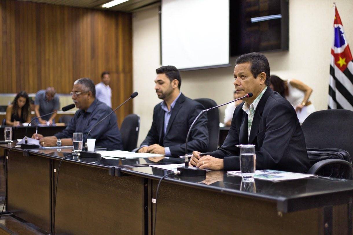 Os eleitos vão suceder Wilson Cardoso no próximo biênio