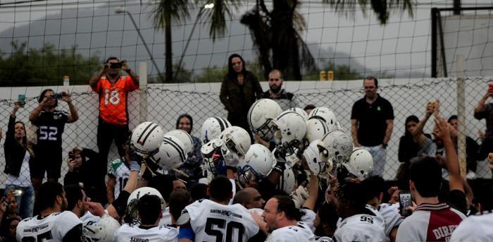 050ff6d27e Santos Tsunami abre seletiva para novos atletas - Diário do Litoral