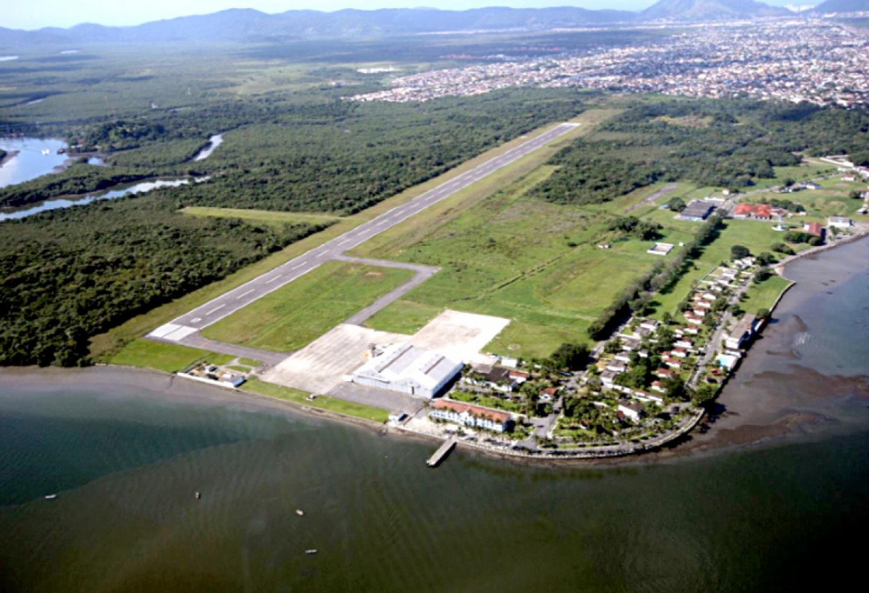Edital do Aeroporto de Guarujá sai nesta sexta-feira - Diário do Litoral