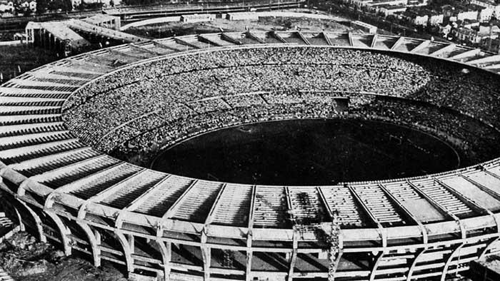 Maracanã, o templo do futebol brasileiro, completa 70 anos - Diário do Litoral