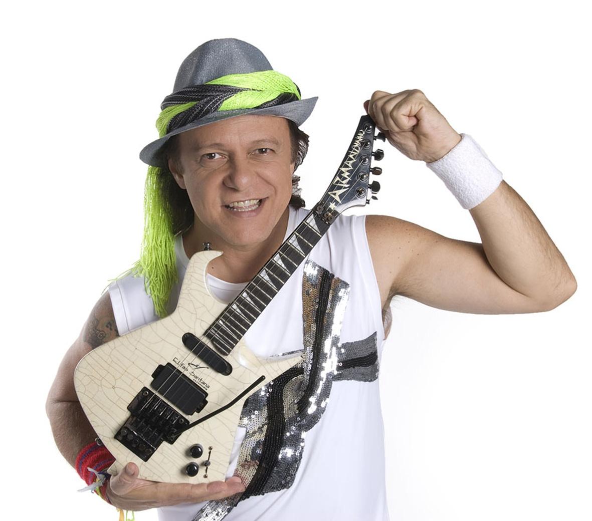 Instrumentista Armandinho Macedo se apresenta no domingo, no projeto O Som das Palafitas