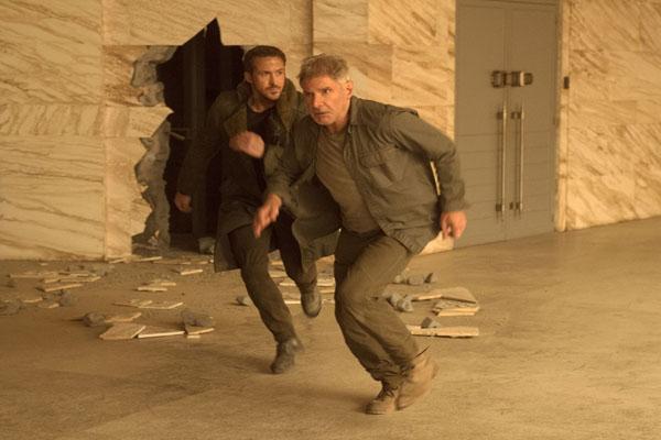 Blade Runner 2049 (Divulgação)