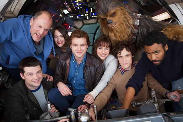 Spin-Off de Star Wars: Han Solo tem estreia prevista para 24 de maio de 2018 (Foto: Divulgação)